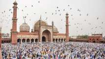 'Eid Mubarak' is phrase of the day as India marks end of Ramzan