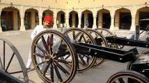 Five seriously hurt in cannon explosion at a Rajasthan function