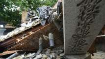 Japan earthquake: Three dead, many industries stop production