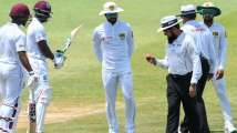 Watch: Dinesh Chandimal's alleged ball-tampering incident during...