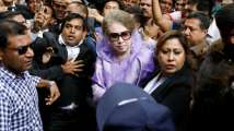 Jailed former Bangladesh PM Khaleda Zia critical, not able to walk on...