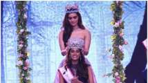 Anukreethy Vas crowned Femina Miss India 2018