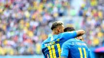 In Pics: Neymar, Philippe Coutinho's late strikes in Brazil's win...