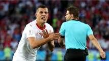 FIFA to investigate Swiss Granit Xhaka, Xherdan Shaqiri's double-eagle...
