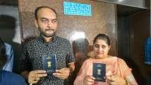 'Eyewitness' in Lucknow inter-faith couple's passport r...