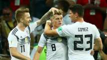 Theatre of Dreams: Toni Kross keeps Germany alive in 2018 WC