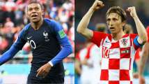 FIFA World Cup 2018 Final: Sporting immortality beckons for France and Croa...