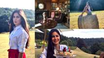 Katrina Kaif is a farm girl at heart and these inside pictures from her cou...