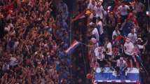 In Pics: Thousands throng streets as Croatia welcome its World Cup heroes i...