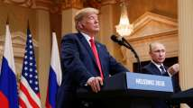 Russian meddling: Under fire for doubting US intelligence agencies, Tr...