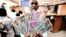 In Pics: Colourful notes to tackle black money: How our notes have changed...