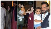 In Pics: MS Dhoni, Yuvraj, Zaheer and others attend Praful Patel's dau...
