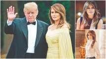 Melania Trump nails the fish gape