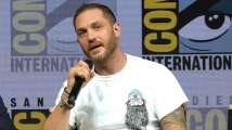 Tom Hardy's 10-year-old son inspired him to take on 'Venom...