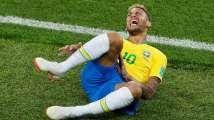 Watch: When Neymar trolled Neymar- Brazil star teaches kids to fall an...