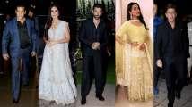 In Pics: Shah Rukh Khan, Katrina Kaif, Salman Khan attend Poorna Patel and...