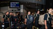 French soldiers arrive in Sweden to fight wildfires caused due to extr...