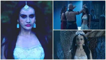 Bela reveals her true identity and wants to kill Maahir